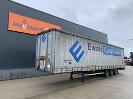 mega-volume semi trailer LAG Mega, speziale TÜV Plane, BPW, HUCKEPACK NL, TÜV: 06/2021 2012