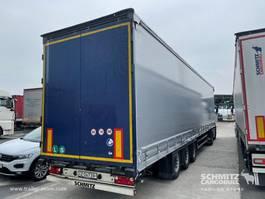 Volumen - Jumbo Auflieger Schmitz Cargobull Semitrailer Curtainsider Mega 2014