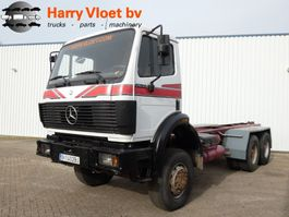 chassis cab truck Mercedes-Benz 2635 6x6 1991