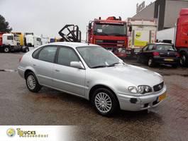 sedan car Toyota Corolla + Manual + Airco 2000