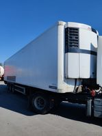 refrigerated semi trailer LAMBERET frigo trailer 2002