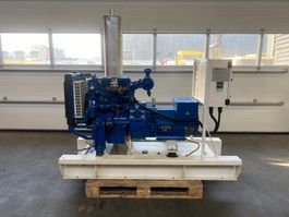 generator Perkins FG Wilson Stamford 27 kVA generatorset as New !