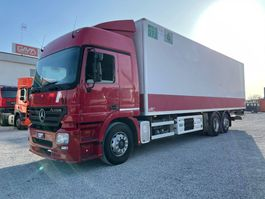 refrigerated truck Mercedes-Benz Actros 2541  2006