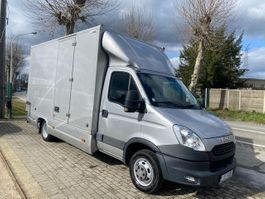 closed lcv Iveco Daily 40C21 3.0HPT 204PK 2014