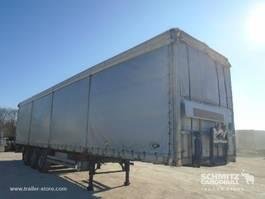 Kippauflieger Krone Semitrailer Tipper Grain transport 2015