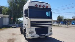 cab over engine DAF XF 95 2002