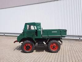 other trucks Unimog Typ 411 / 87 Zugmaschine Cabrio Typ 411 / 87 Zugmaschine Cabrio 1959
