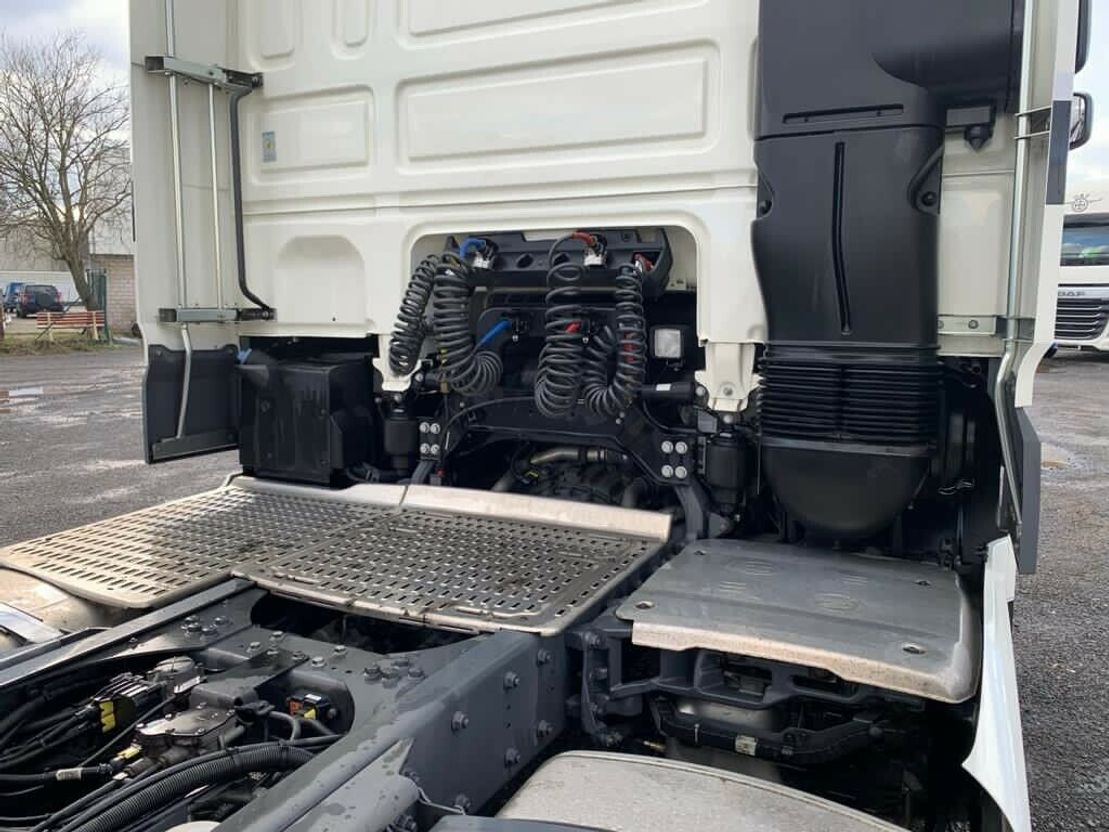 cab over engine DAF XF 106.480 SCC- Intarder-EURO 6- Vollspoiler- TOP 2018