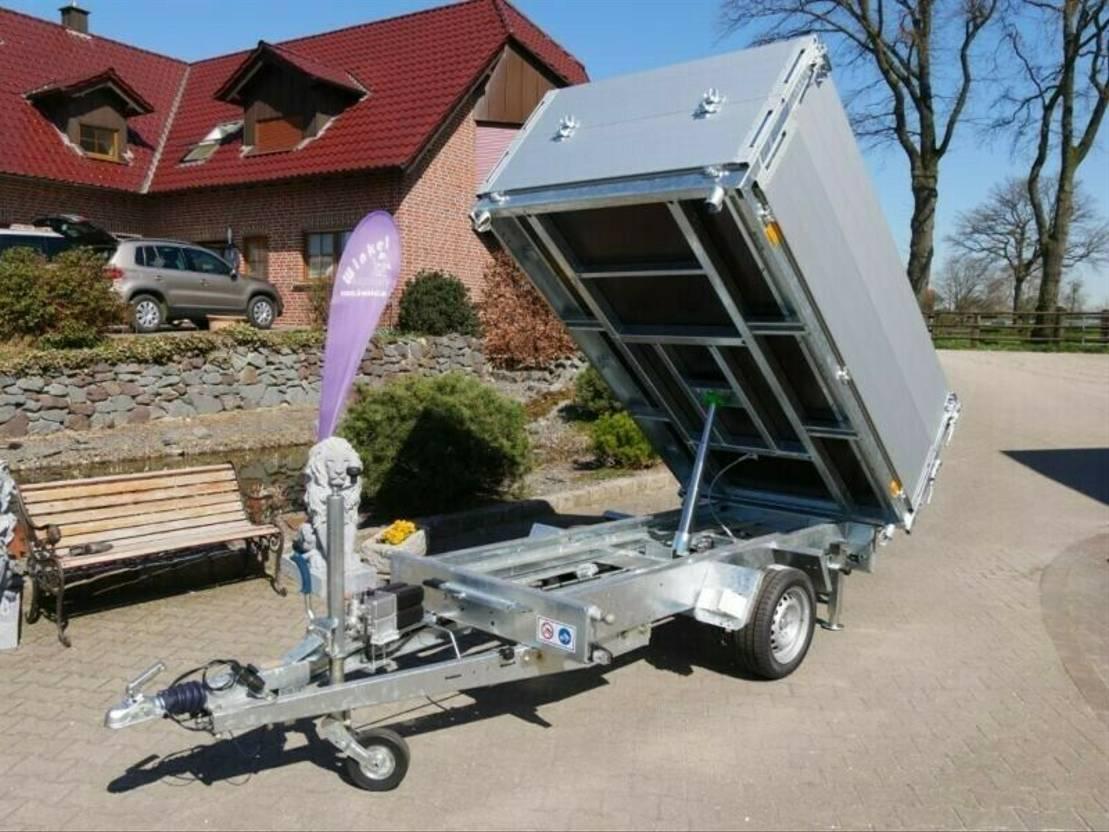 tipper car trailer Diversen Other WST Edition Dreiseitenkipper, Einachsig NEU 2021