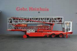 LKW-Arbeitsbühne Moog MBI 170-2/S Bridge Inspection Trailer! 1986