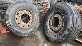 tyres truck part Bridgestone DURAVIS R-STEER 002 SET 385/65R22.5 DOT 3120 2020