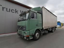 sliding curtain truck Volvo FH12 6x2 - Manuell - Euro 2 1998