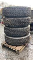 tyres truck part Bridgestone 315/80R22.5 SET (COVER) 2017