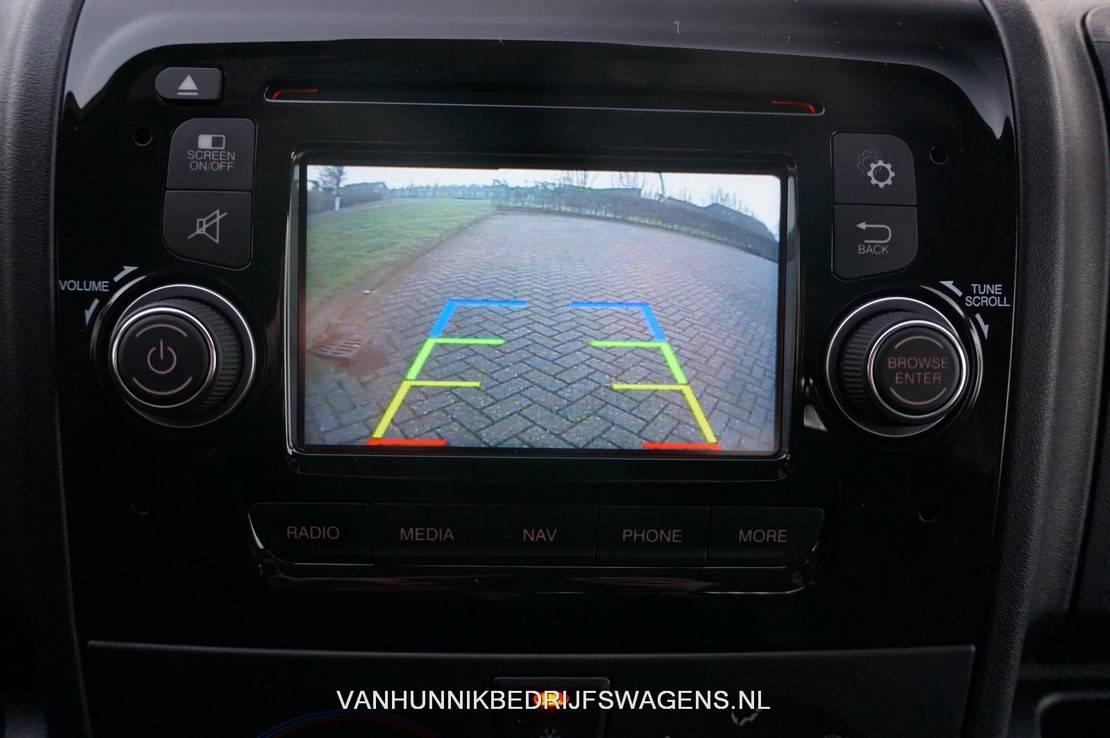platform lcv Citroën Jumper 35 2.0HDI 130PK L4 Open Laadbak Airco, Navi, Cruise, Camera!! NR. 352 2018