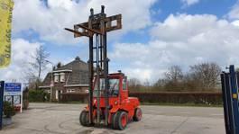 forklift Linde H50DW 5 ton diesel