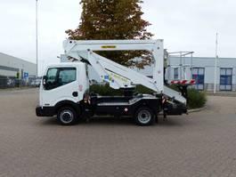 mounted boom lift truck Palfinger P 200 A X E 2019