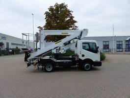 mounted boom lift truck Palfinger P 240 A X E 2019