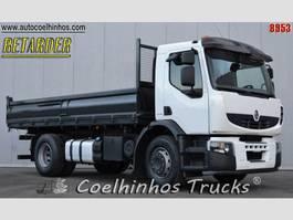 tipper truck > 7.5 t Renault Premium 380 Dxi 2011