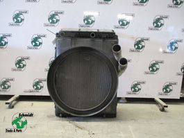 Cooling system truck part Mercedes-Benz AXOR A 940 500 04 03 / A 940 501 04 01 RATIATOR+INTERCOOLER