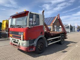 container truck DAF 85 .360 Ati EURO 2 4x2 Steel Springs Manual Gearbox 1995