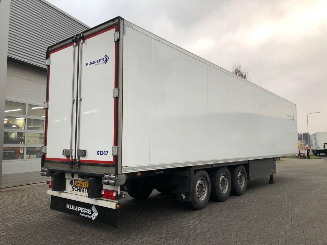 Kühlauflieger Schmitz Cargobull 3 as / Liftas / Carrier Koeler / Blumen Flowers Bloemen / APK TUV 12-2021 ! 2015