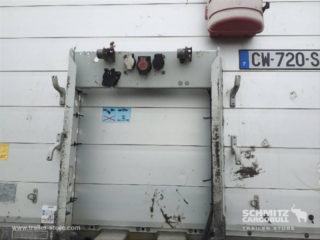 Schiebeplanenauflieger Schmitz Cargobull Semitrailer Rideaux Coulissant Standard 2013