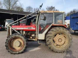farm tractor Massey Ferguson 4x4 285 1978