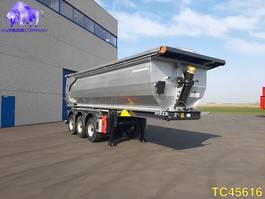 tipper semi trailer KAESSBOHRER SKS 27 Tipper