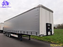 sliding curtain semi trailer KAESSBOHRER SCH Curtainsides