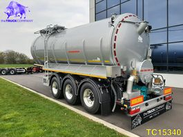 tank semi trailer semi trailer KAESSBOHRER STN 30 Tank