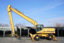 crawler excavator Case WX240 , 23t , LONG REACH 16m , 4k MTH , hydraulic bucket , joyst 2009