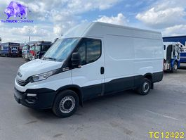 other lcv's Iveco Daily 35 s12 - TURBO DAMAGE Euro 6 2016