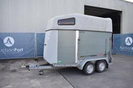 horse car trailer Eduard UT-20 2001