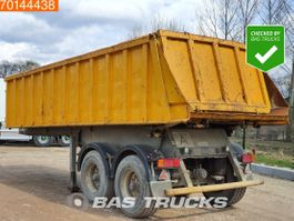 Kippauflieger Orthaus OKSM18 2 axles 16m3 Steel Kipper 1996