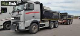 tipper truck > 7.5 t Volvo FH 500 2012