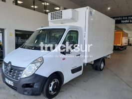 refrigerated closed box lcv Renault Master 2015