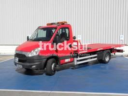 tow truck lcv Iveco 70C17 2012