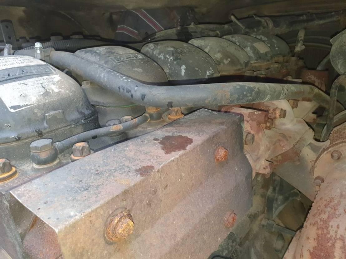 Fahrgestell LKW MAN 19.403 1999