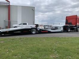 Autotransporter Auflieger Aksoylu Truck Brancard Machine Auto Transporter Trailer 2021