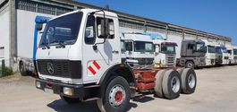 chassis cab truck Mercedes-Benz 2228 - Big Axle - 6x4 - Full Steel Suspension