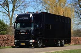Wohnmobil Scania 144 530 V8 CAMPER 144L 530 V8 CAMPER 2.0 2000