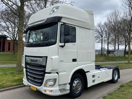 cab over engine DAF XF 480 SSC  INTARDER / STANDAIRCO 2017