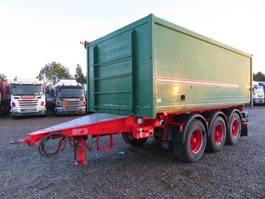 tipper trailer Nopa 25 t. Tipper 2012
