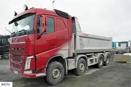 tipper truck > 7.5 t Volvo FH 540 8x4 tipper truck 2016