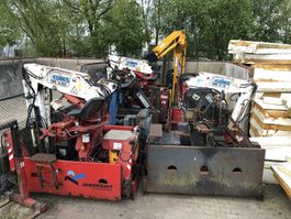loader crane Kennis Hiab/Kennis for PARTS