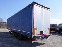 Volumen - Jumbo Auflieger Schmitz Cargobull S02 MEGA 2005