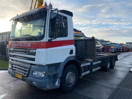 chassis cab truck DAF 6X2 MANUAL EURO 3 2005