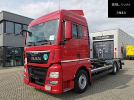 swap body truck MAN TGX 26.480 6x2-2 LL / Intarder / Liftachse