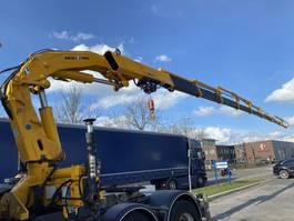 loader crane Amco Veba V933 8S + WINCH + REMOTE CONTROL 2008
