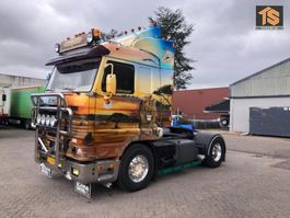 cab over engine Scania 113.380 SHOW TRUCK - SPECIAL PAINT 1992